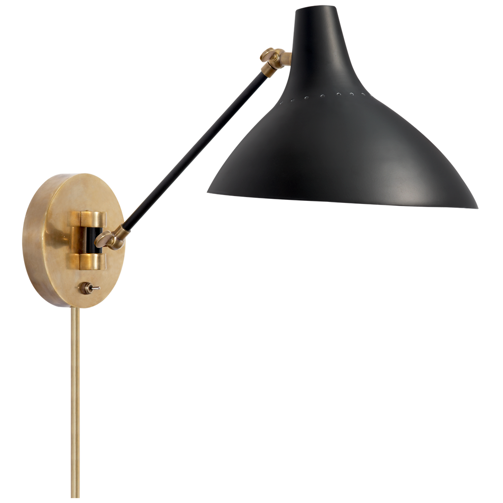 Visual Comfort & Co. | Charlton Wall Light | Laura Kincade Furniture | Sydney Australia
