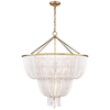 Visual Comfort & Co. | Jacqueline Two-Tier Chandelier | Laura Kincade Furniture | Sydney Australia