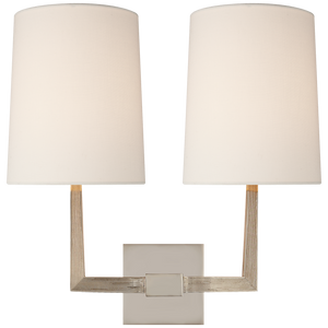 Visual Comfort & Co. | Ojai Large Double Sconce | Laura Kincade Furniture | Sydney Australia