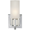 Openwork Single Sconce