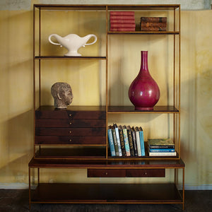 Bay Bookcase