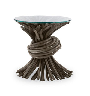 Knot End Table