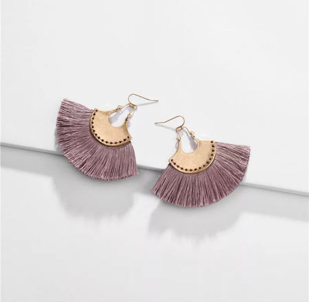 Tassel Earrings I 027