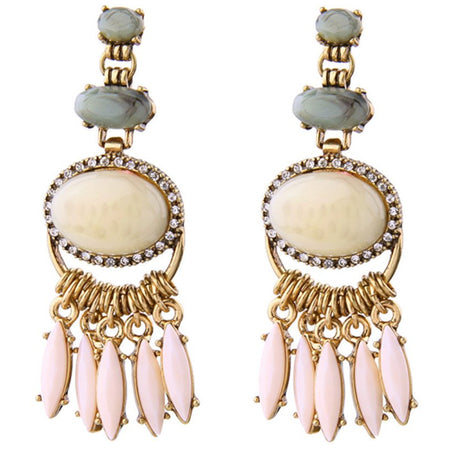Large Bling Earring 002