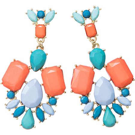 Large Bling Earring 011