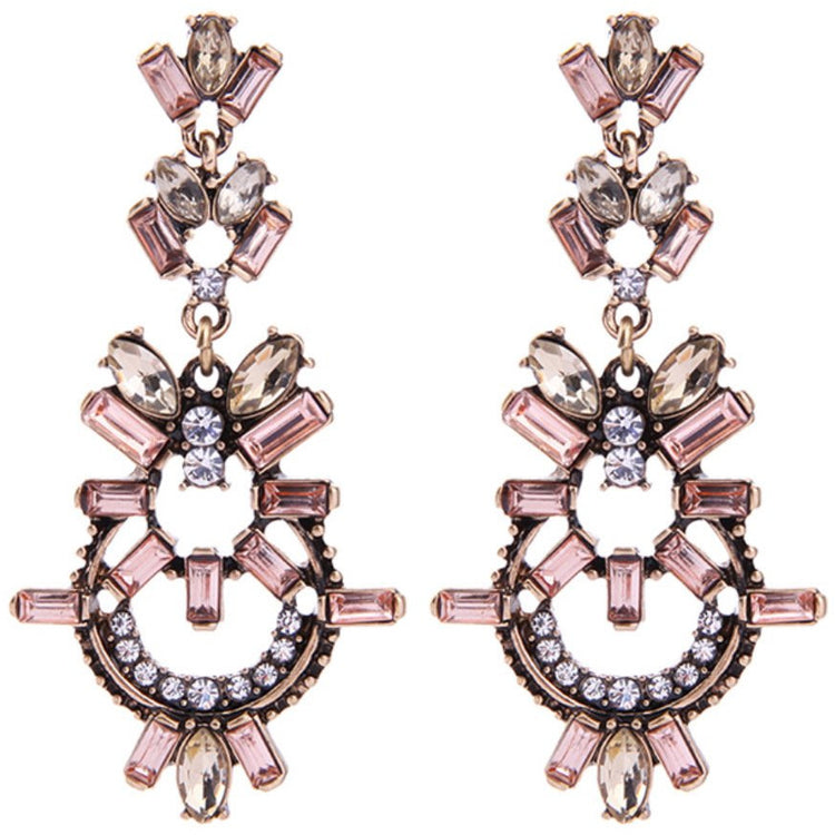 Large Bling Earring 013