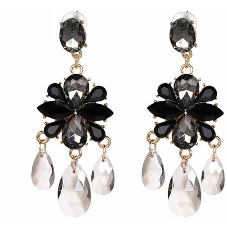 Large Bling Earring 017