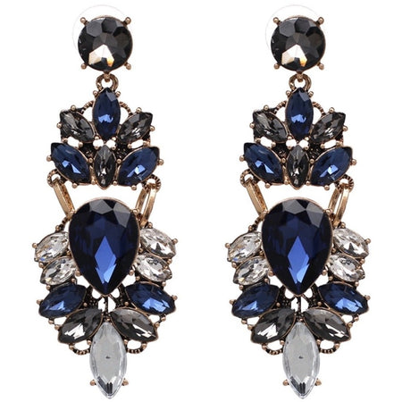 Large Bling Earring 029
