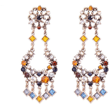 Large Bling Earring 034