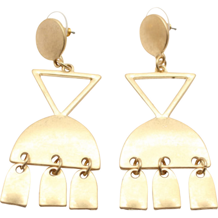 Large Bling Earring 038