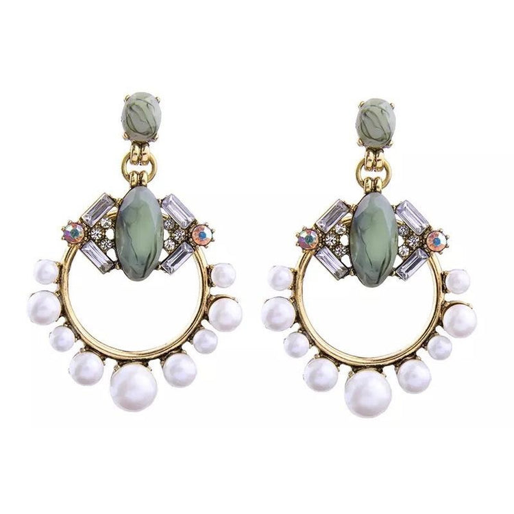 Large Bling Earring 040