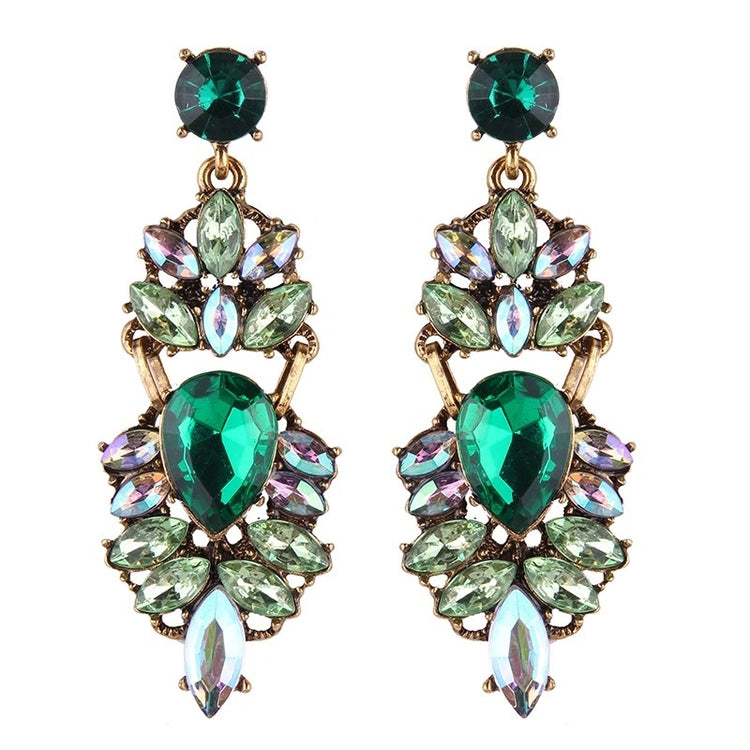 Large Bling Earring 044