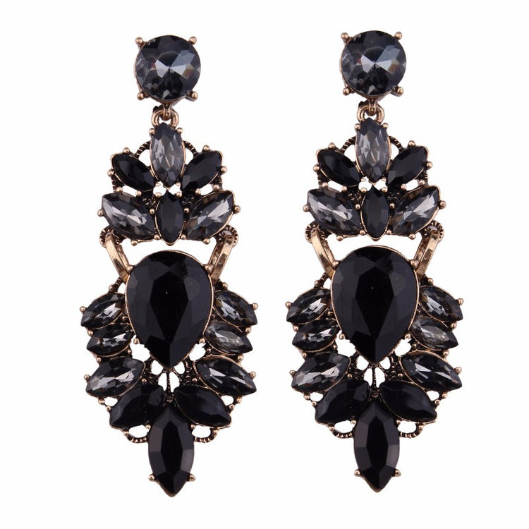 Large Bling Earring 045