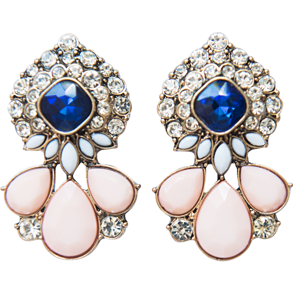 Medium Bling Earring 005