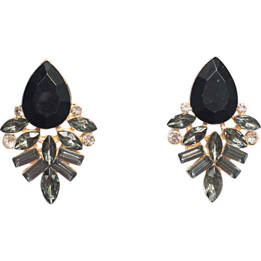 Medium Bling Earring 028