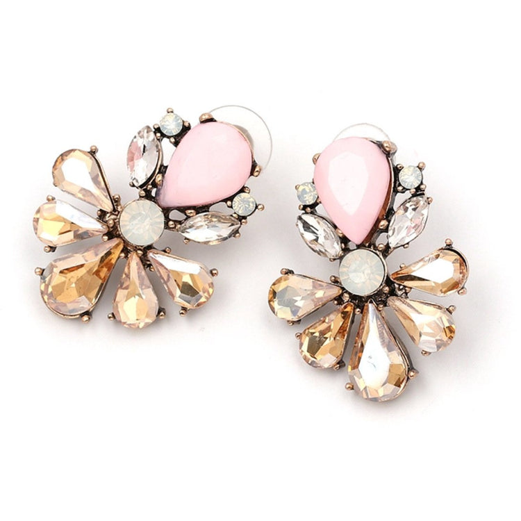 Medium Bling Earring 042