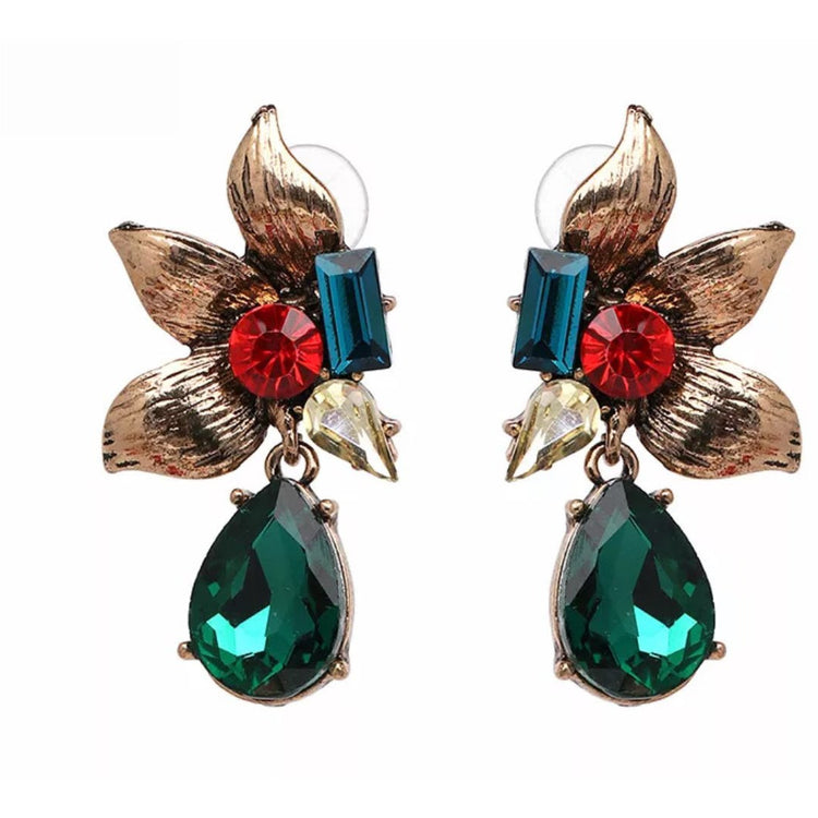 Medium Bling Earring 044
