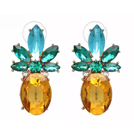 Medium Bling Earring 050
