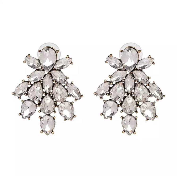 Medium Bling Earring 057