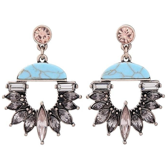 Medium Bling Earring 059