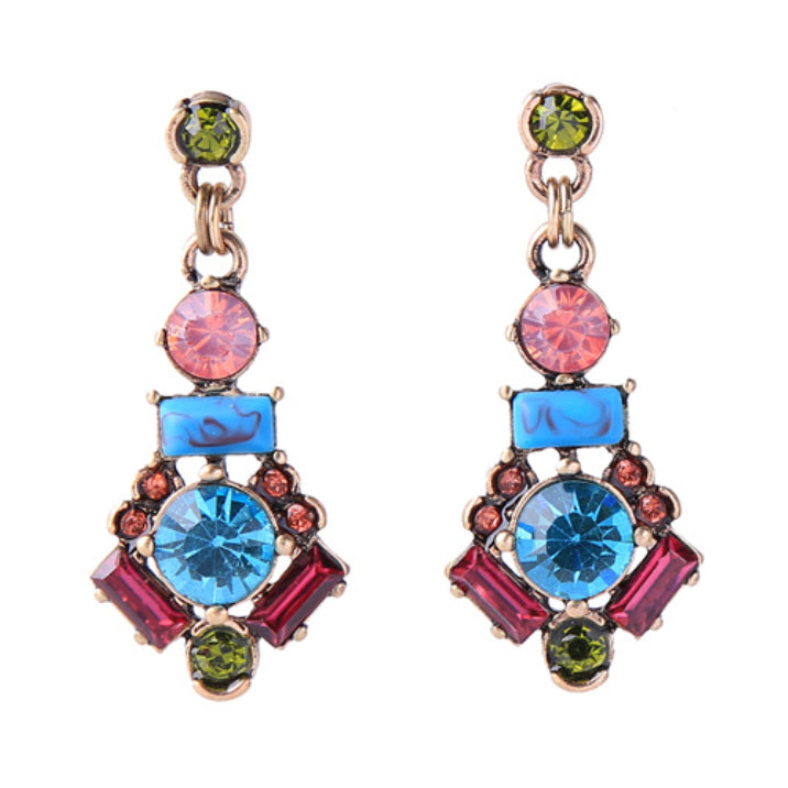 Small Bling Earrings 069