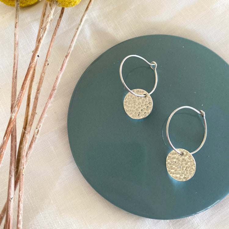 Sterling Silver Earrings 007