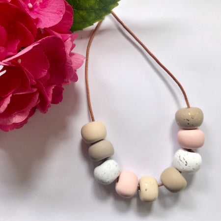 Handmade Bead Necklaces 001