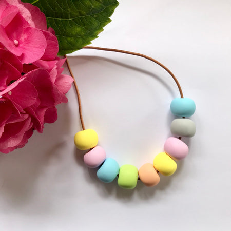 Handmade Bead Necklaces 004