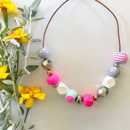 Sparkle Mixup Necklace 004