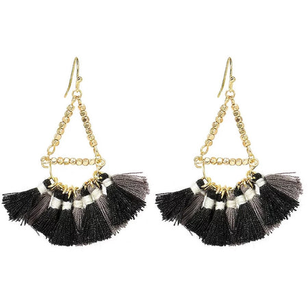 Tassel Earrings I 024