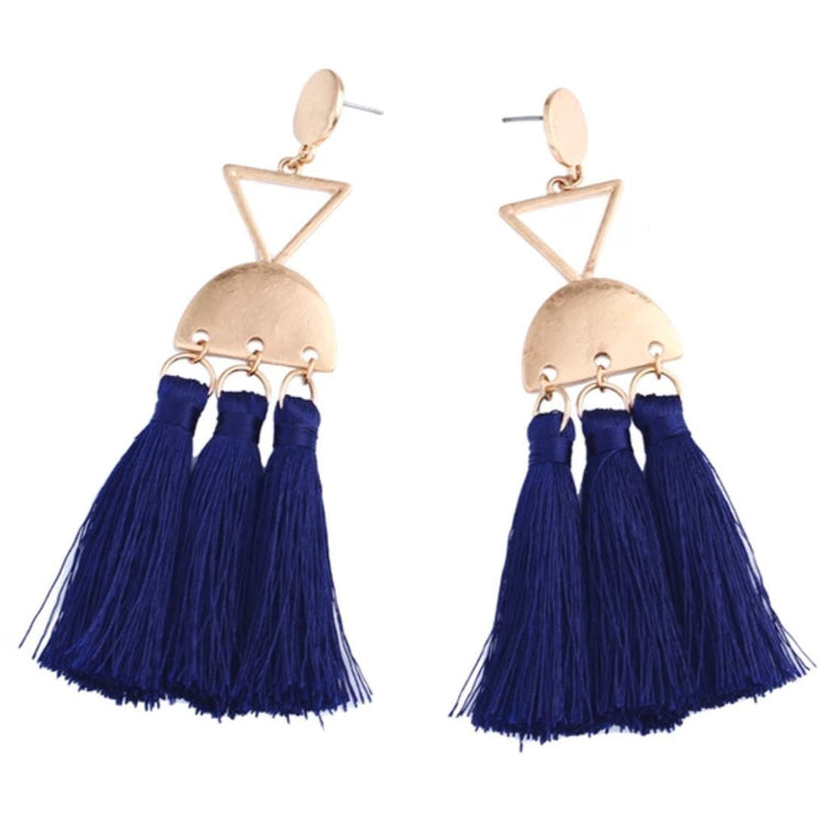 Tassel Earrings II 010