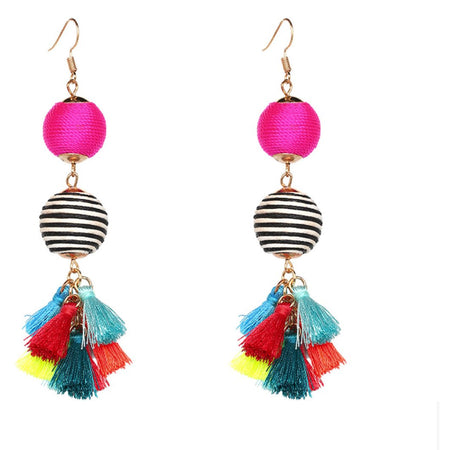 Tassel Earrings II 012