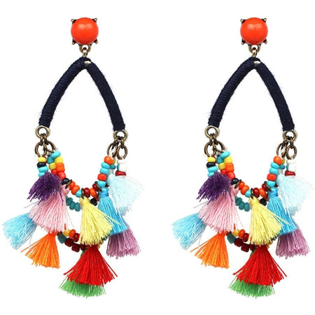Tassel Earrings II 013