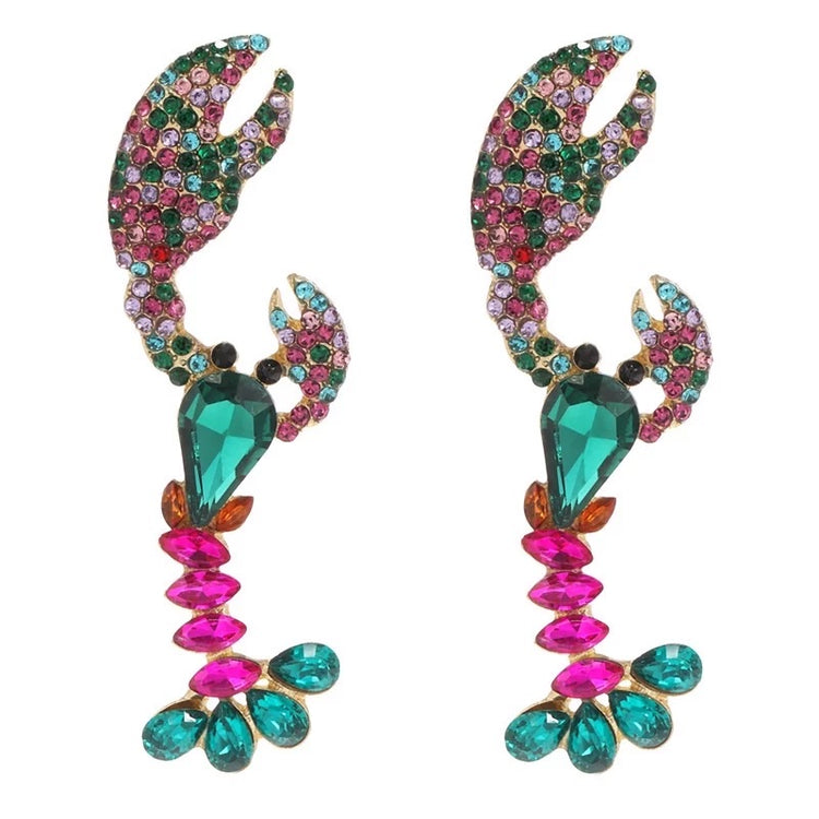 Medium Bling Earring 112