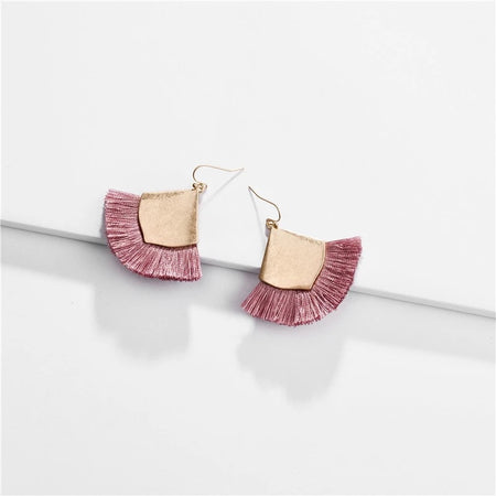 Tassel Earrings II 043