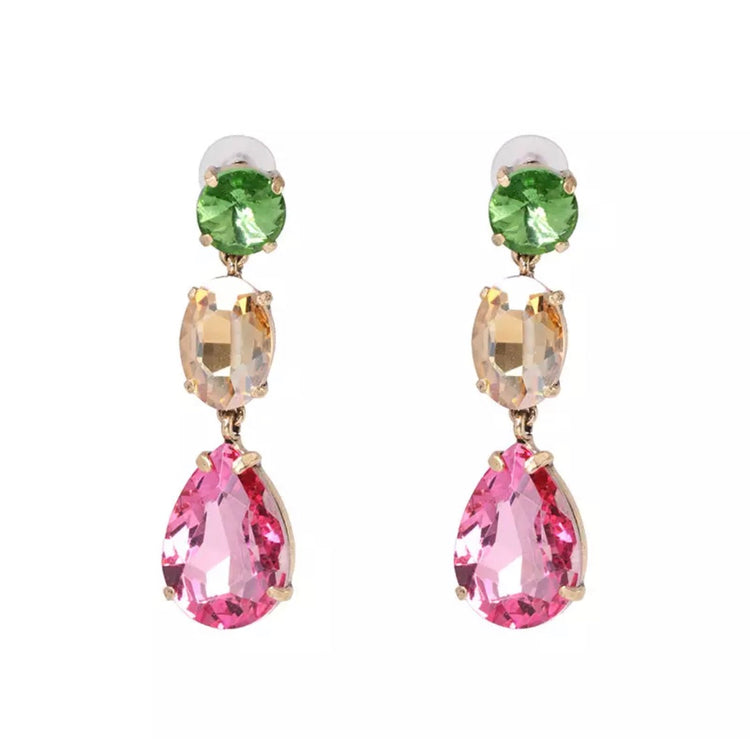 Medium Bling Earring 084