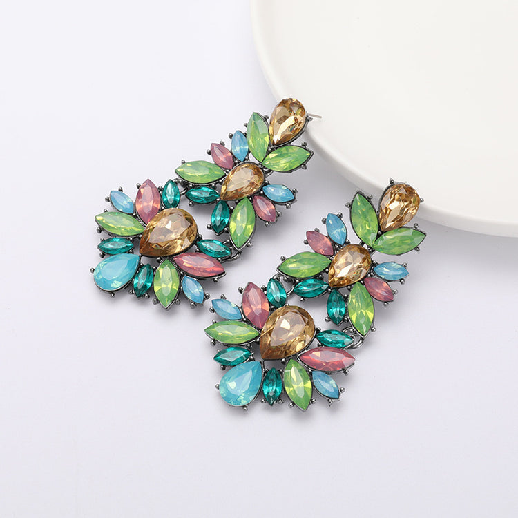 Large Bling Earring 041