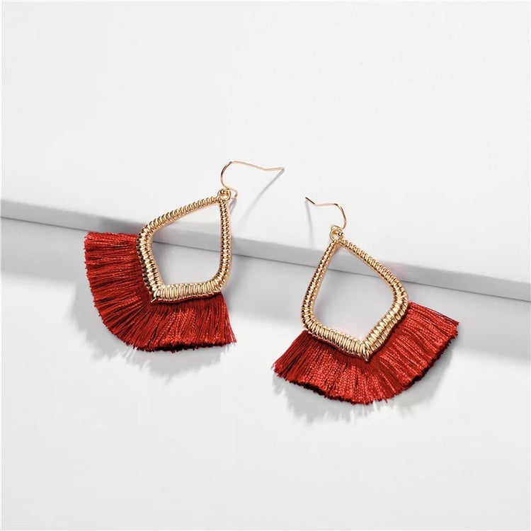 Tassel Earrings II 024