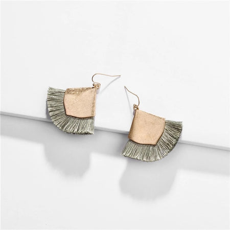 Tassel Earrings II 041