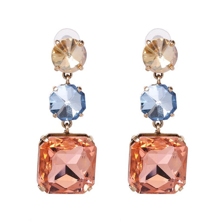Medium Bling Earring 079