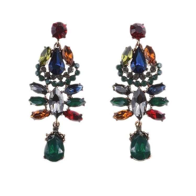 Large Bling Earring 046
