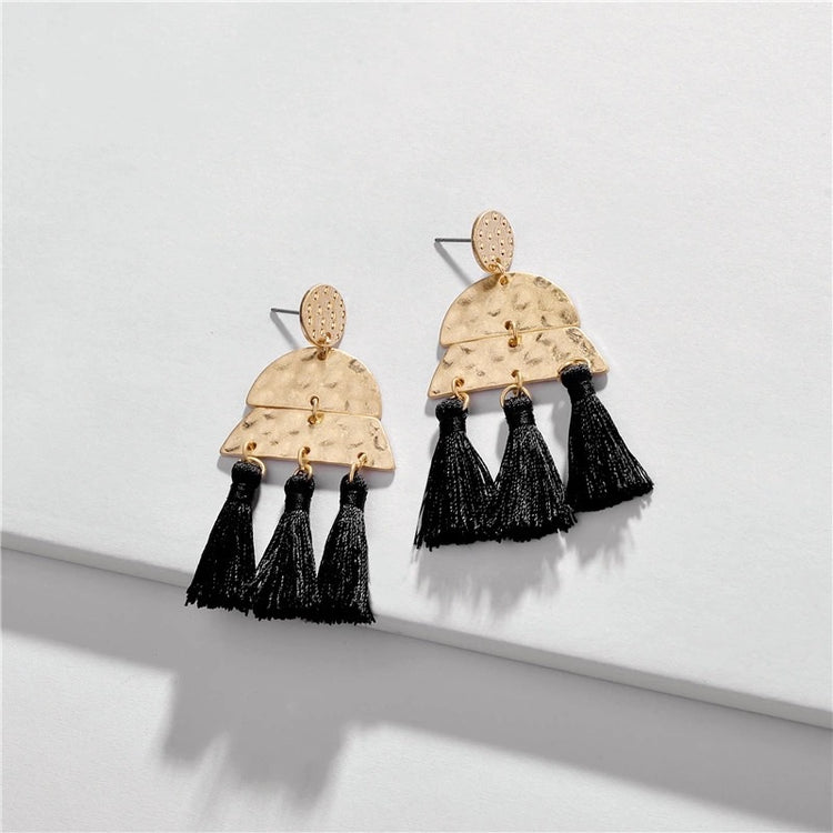 Tassel Earrings II 007
