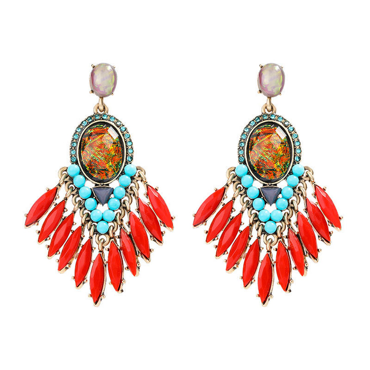 Large Bling Earring 020