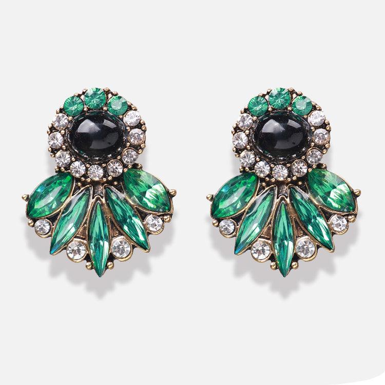 Small Bling Earrings 027