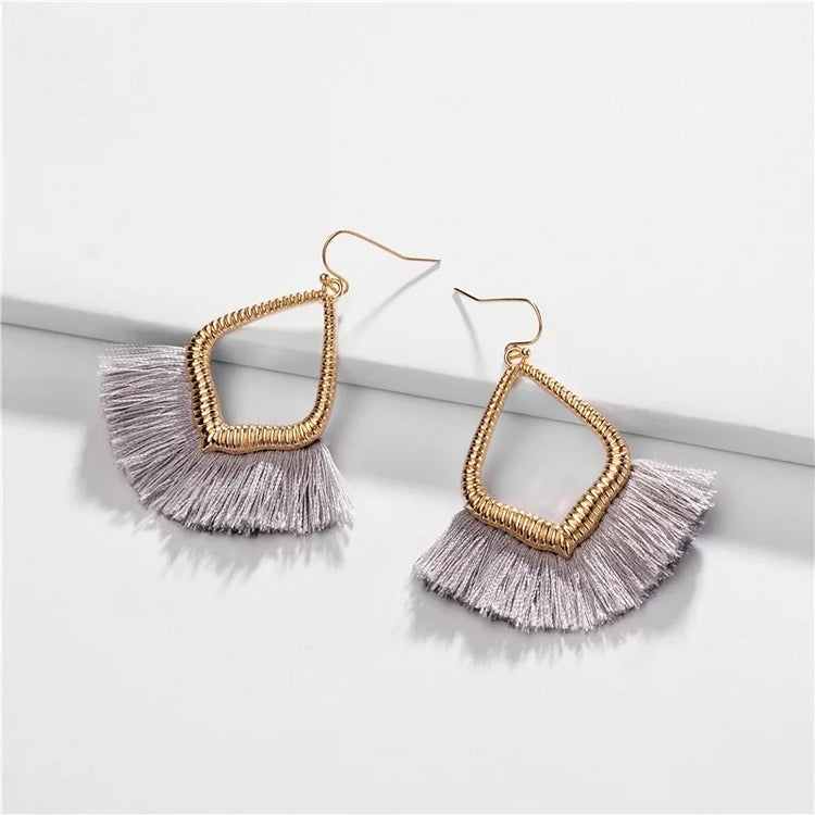 Tassel Earrings II 027