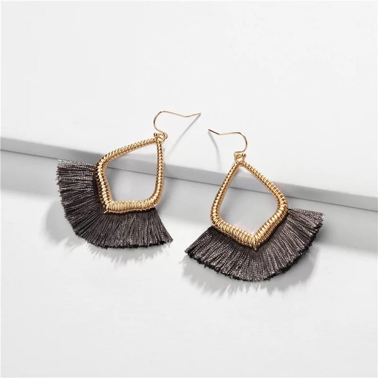 Tassel Earrings II 026