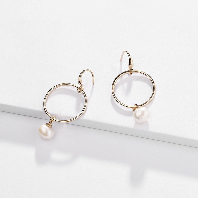 Medium Bling Earring 003