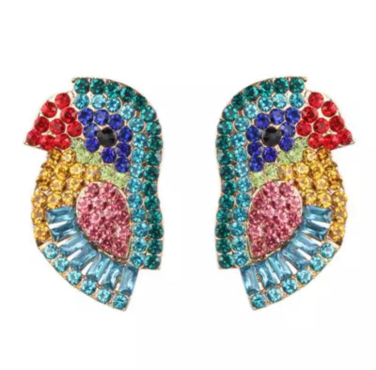 Medium Bling Earring 094