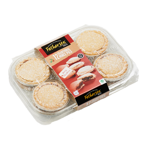 Christmas Traditional Mince Pies x 12