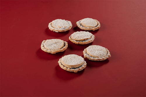 6 Traditional Mince Pies